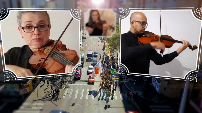 Corpus Christi tem novo vídeo da Camerata Antiqua de Curitiba. Foto: Divulgação