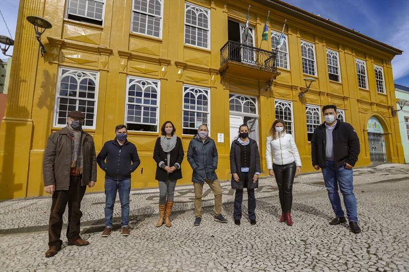 Curitiba dá primeiro passo para se consolidar como destino turístico inteligente