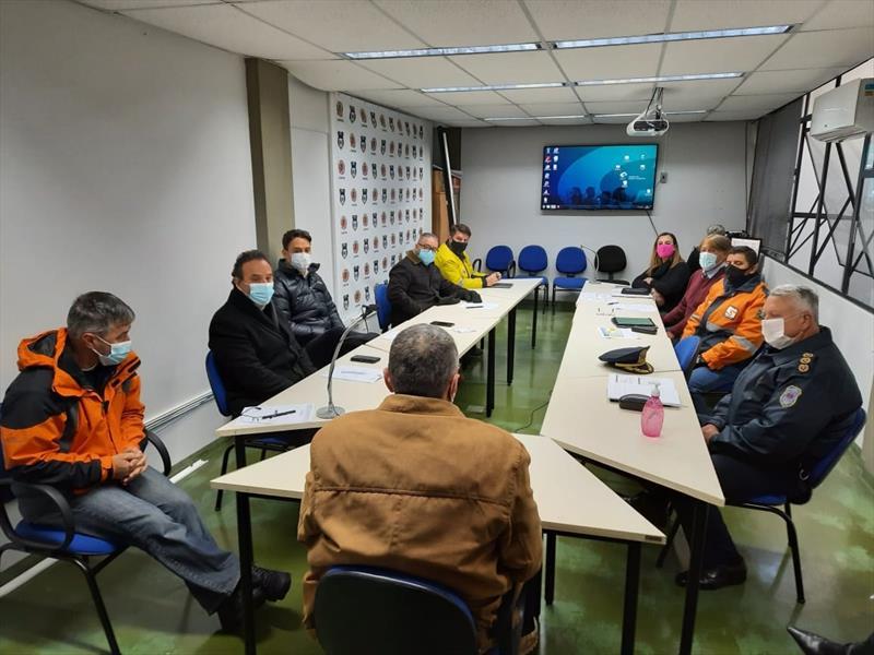 Defesa Social e Trânsito alinha esforços e se prepara para o segundo semestre. Foto: Divulgação