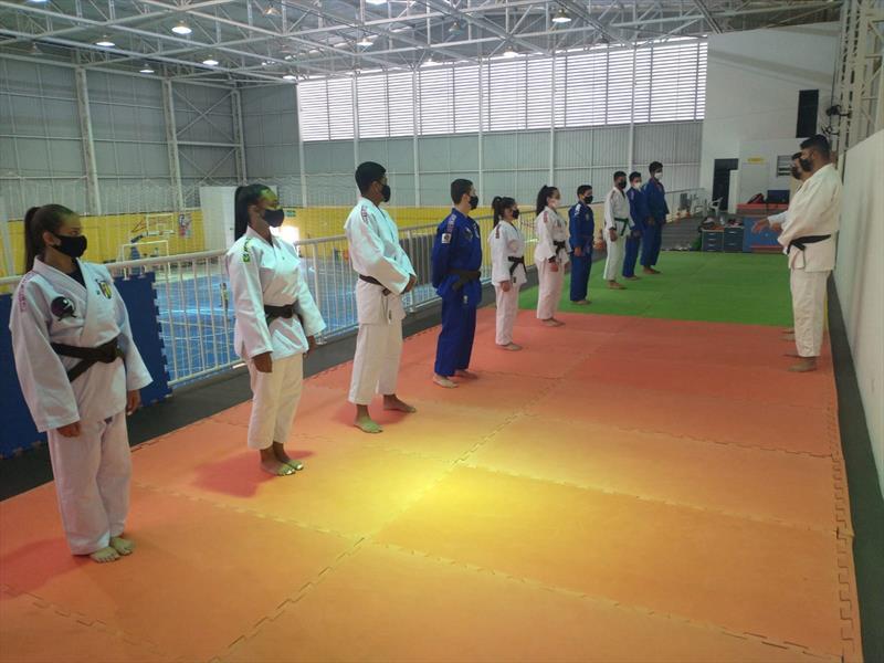 De forma gradativa, centros esportivos da Prefeitura retomam aulas presenciais. Foto: Divulgação