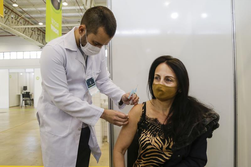 Nesta semana, 57,5 mil pessoas devem receber a 2ª dose da vacina contra covid-19. Foto: Pedro Ribas/SMCS
