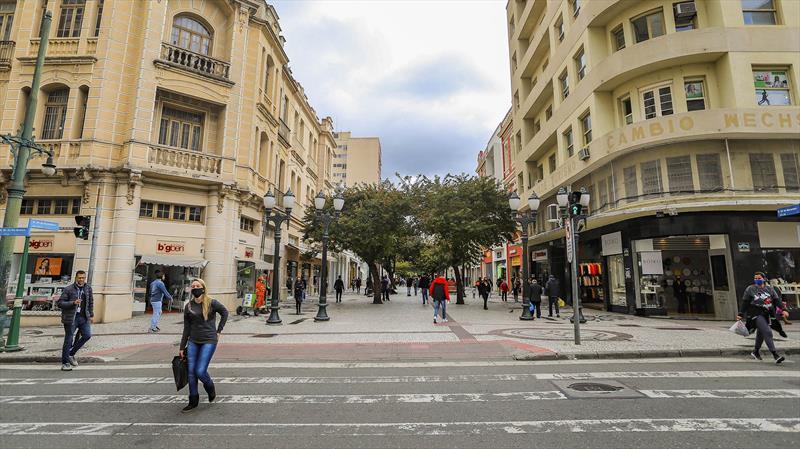 Como Curitiba se tornou a cidade mais empreendedora do Brasil. Foto: Daniel Castellano/SMCS
