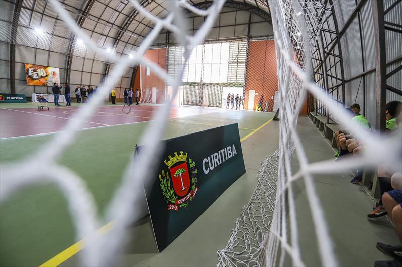 Novo Centro de Esportes e Lazer (CEL) Santa Rita vai atender os moradores do Bairro Tatuquara - Curitiba, 23/09/2021 - Foto: Daniel Castellano / SMCS