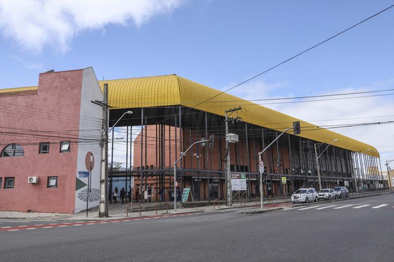 Rua da Cidadania Boa Vista recebe melhorias e obras de revitalização. Curitiba, 23/09/2021. Foto: Hully Paiva/SMCS