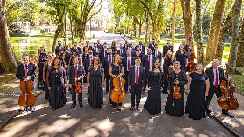 Concerto de reencontro da Camerata será transmitido no Coreto Digital. Foto: Daniel Castellano/SMCS