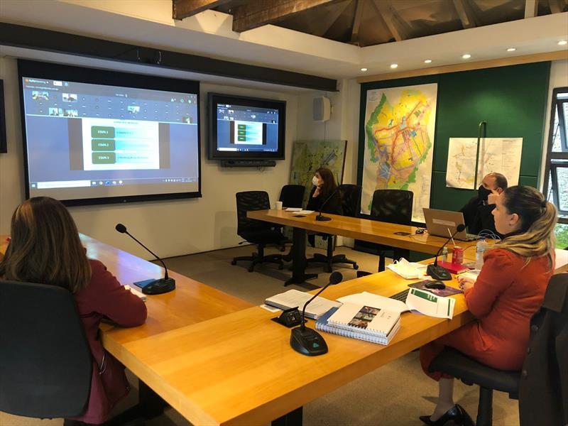 Concitiba avalia ações de mobilidade e desenvolvimento social. Foto: Divulgação/IPPUC