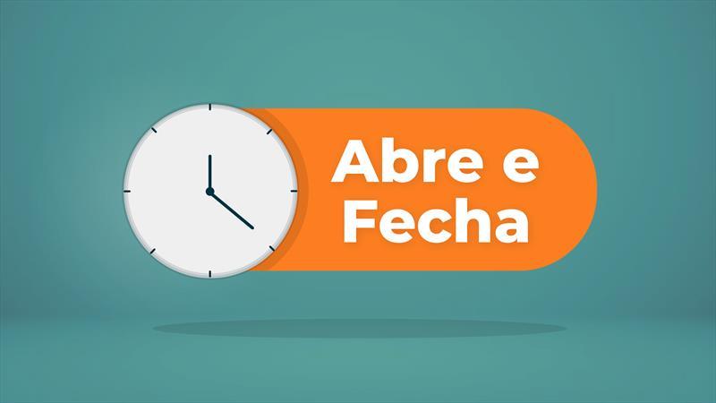 Confira o funcionamento dos serviços no feriado da padroeira do Brasil.