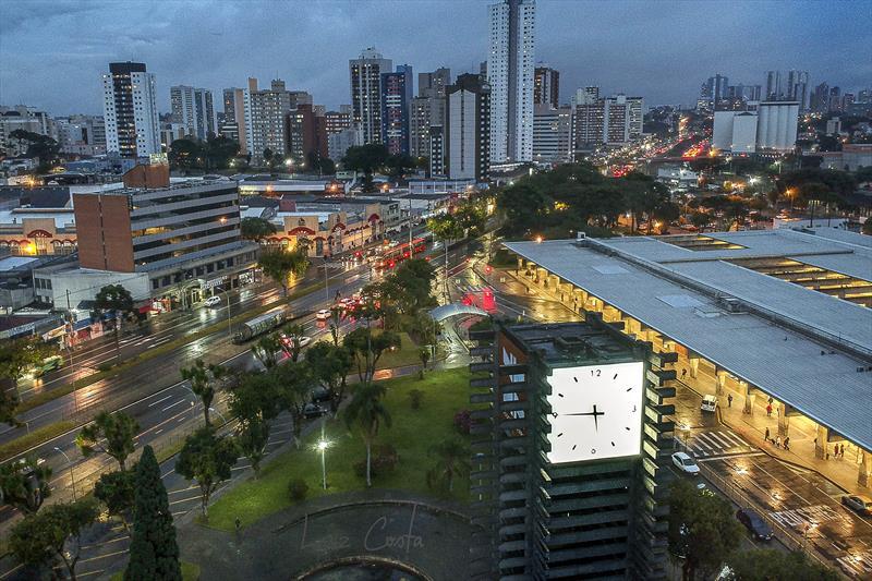 Região da Rodoviária terá bloqueios para serviço de limpeza . Foto: Luiz Costa/SMCS