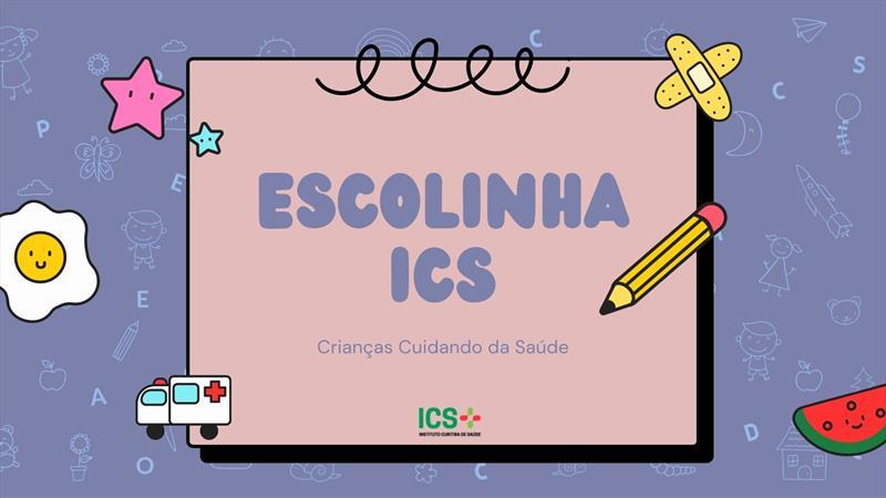 ICS lança nova programação educativa infantil. Foto: Divulgação