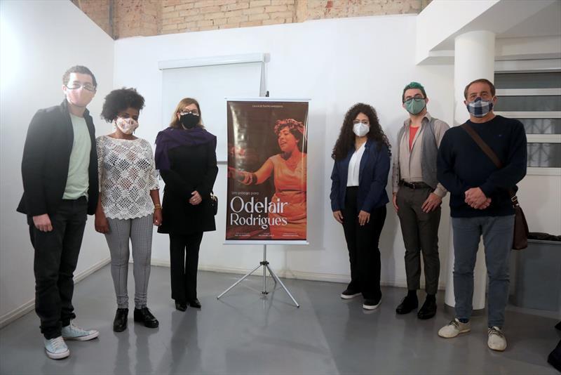 Pré-estréia do curta Um Prólogo para Odelair Rodrigues. - Foto: Cido Marques (01)