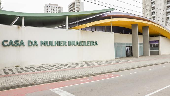 Casa da Mulher Brasileira mantém atendimento 24h. Foto: Hully Paiva/SMCS