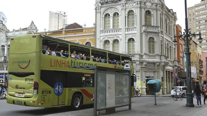Linha Turismo volta a funcionar no próximo sábado. Foto: Luiz Costa /SMCS. (arquivo)