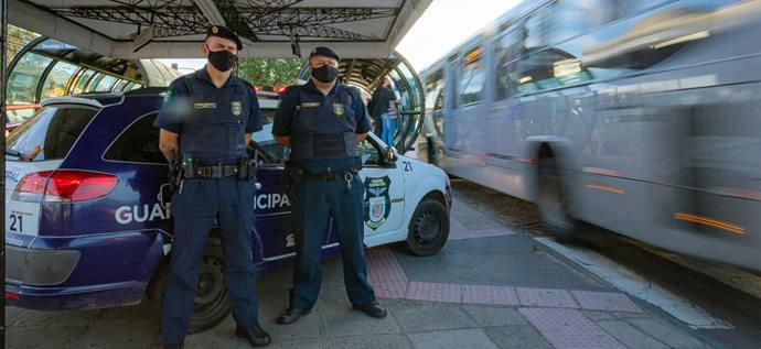 Casos de importunação sexual devem ser denunciados pelo telefone de emergência 153. Foto: Ricardo Deverson/GM