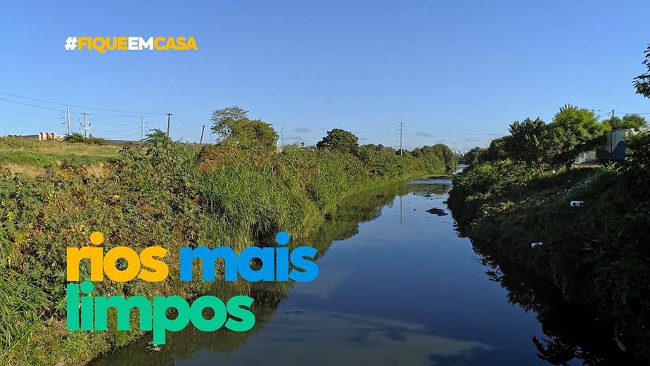 Rios mais limpos em Curitiba
