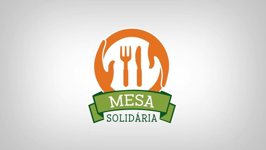 Conheça o programa Mesa Solidária
