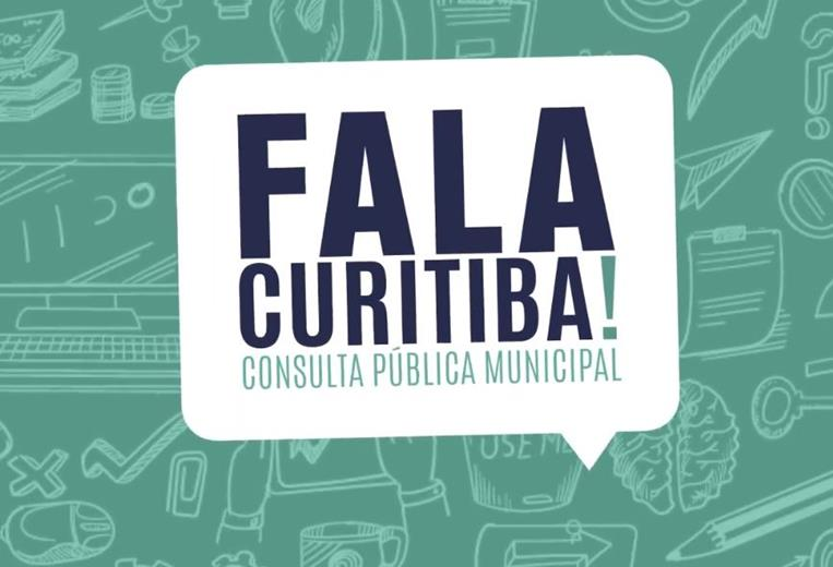 Participe do Fala Curitiba!